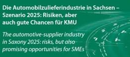 Automobilzulieferindustrie in Sachsen – Szenario 2025