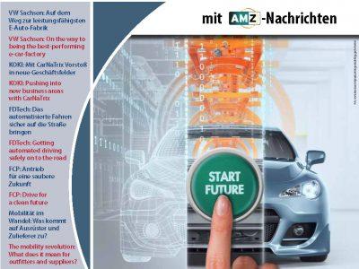 Auswirkungen des automobilen Strukturwandels in Sachsen und Thüringen