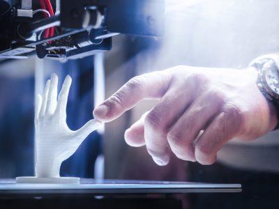 Flammwidrige 3D-Druck-Kunststoffe